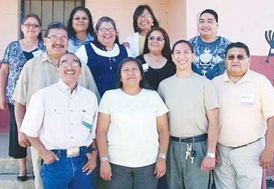 Nikishna Hopi Leadership Program